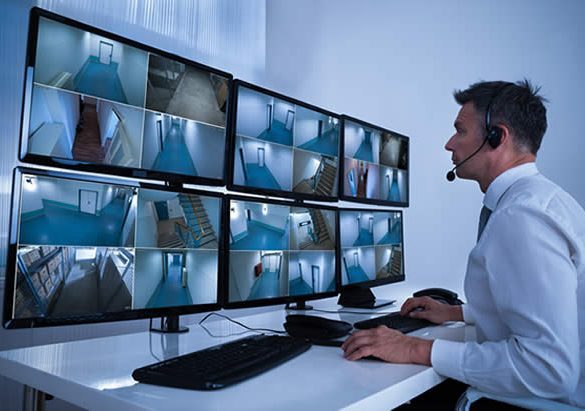 multi-site cctv camera system solution